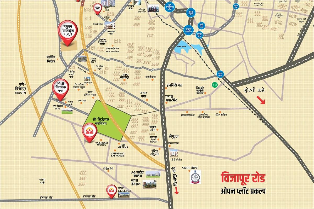 Siddhi Dev Vijapur Road